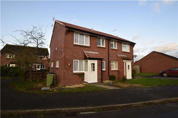 1 Bedroom End Of Terrace House for rent in Sinderberry Drive, Northway, Tewkesbury