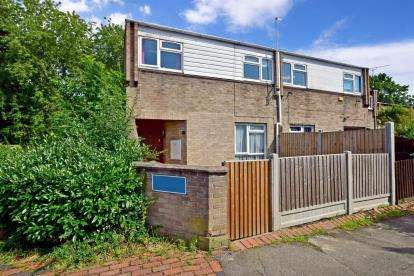 2 Bedrooms End Of Terrace House for sale in Pitsea, Basildon, Essex