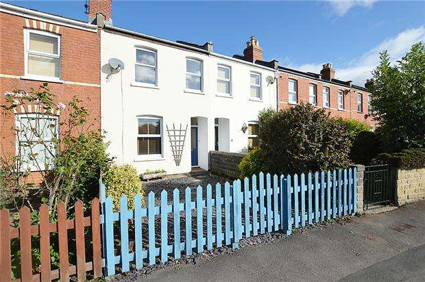 2 Bedrooms Terraced House for sale in Leckhampton, CHELTENHAM, Gloucestershire, GL53 7BH