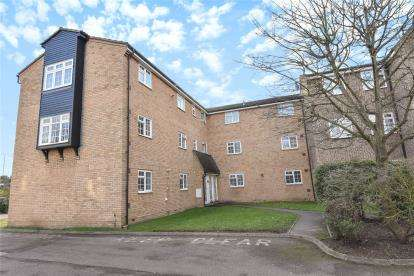 2 Bedrooms Flat for sale in Mayford Close, Beckenham