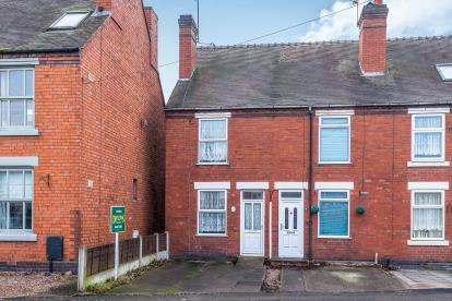 3 Bedrooms Semi Detached House for sale in Longford Road, Bridgtown, Cannock, Staffordshire