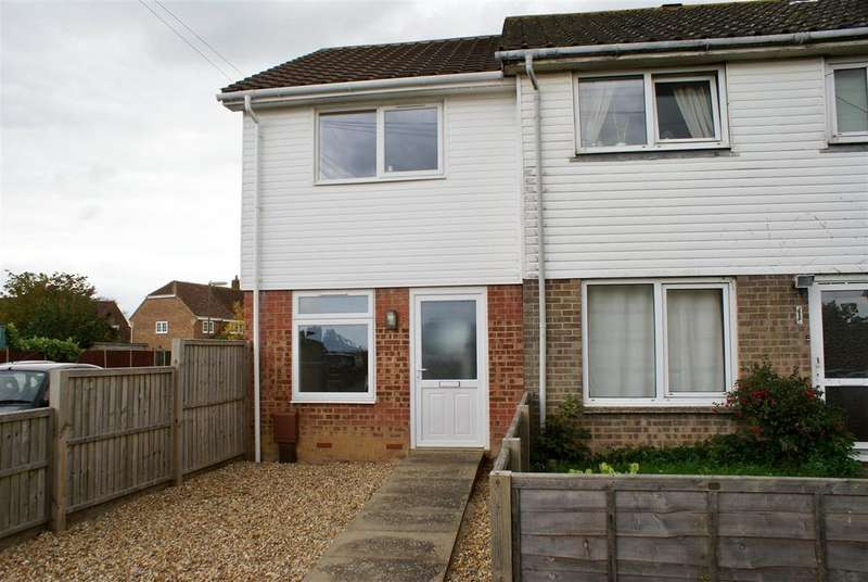2 Bedrooms End Of Terrace House for sale in Cobham Close, Yapton