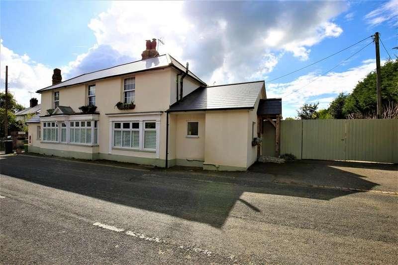 4 Bedrooms Detached House for sale in Hunton Road, Marden, Tonbridge