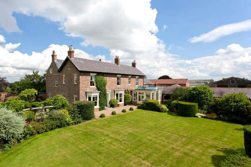 7 Bedrooms Detached House for rent in WILSTROP HALL, WILSTROP, GREEN HAMMERTON, YORK, YO26 8HA