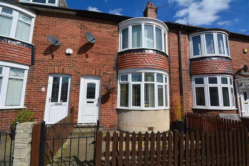2 Bedrooms Terraced House for rent in Rutland Avenue, Bishop Auckland, , DL14 6AY