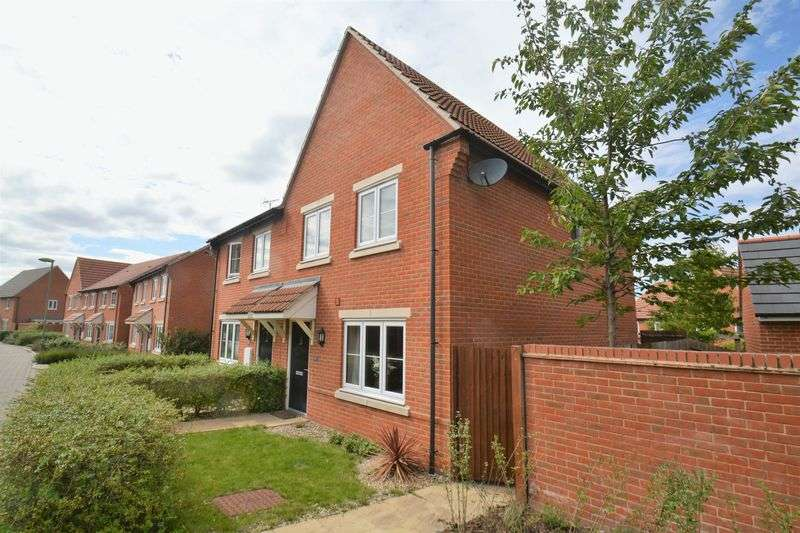 3 Bedrooms Property for sale in Walnut Lane, Didcot