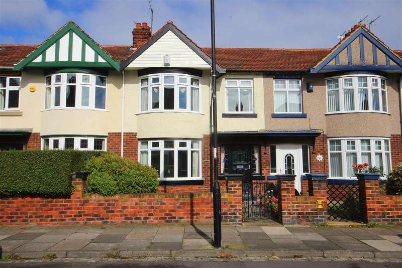 3 Bedrooms Terraced House for sale in Hutton Avenue, Hartlepool