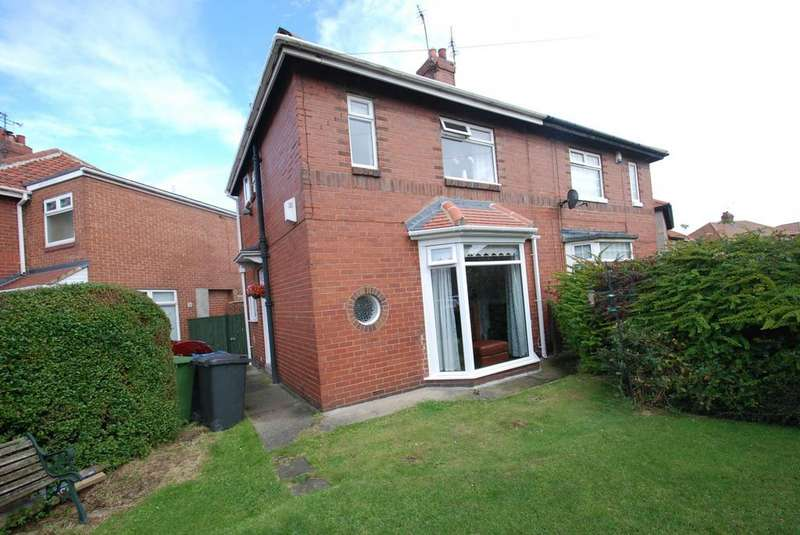 2 Bedrooms Semi Detached House for sale in Westhope Close, South Shields