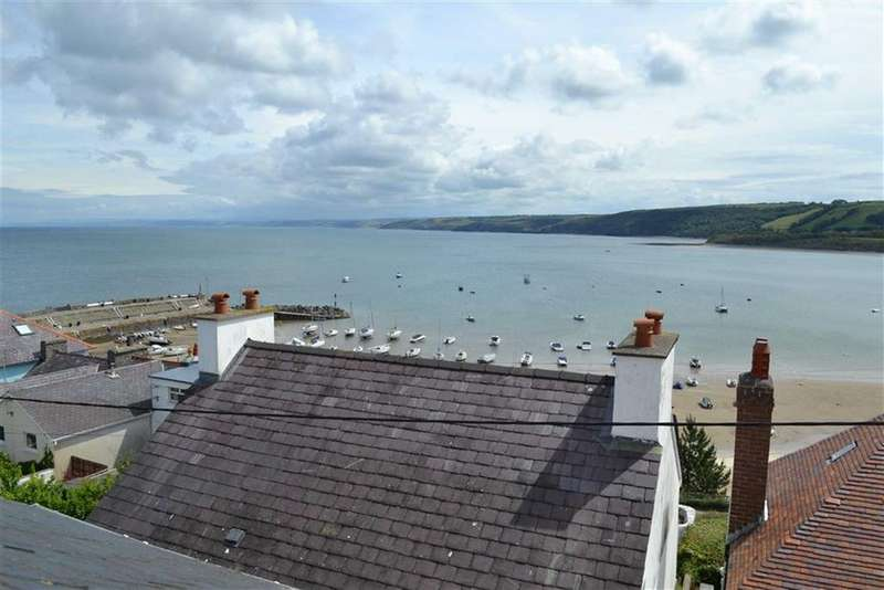 3 Bedrooms Terraced House for sale in High Terrace, New Quay, Ceredigion