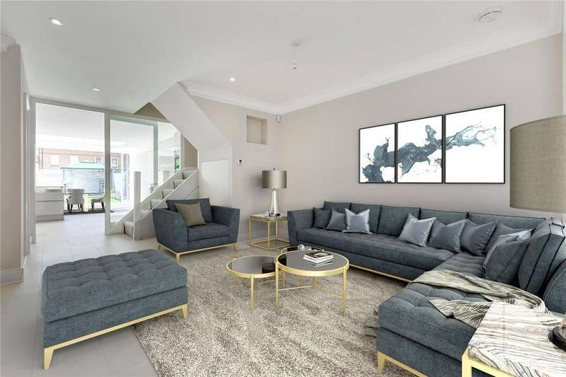 5 Bedrooms Terraced House for sale in Vicarage Crescent, London