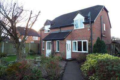 2 Bedrooms Semi Detached House for rent in 4 Abbey Close, Rocester