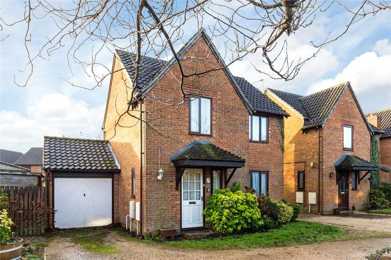 3 Bedrooms Detached House for sale in Mill Close, Deddington, Banbury, Oxfordshire, OX15