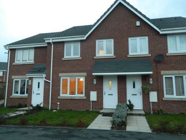 2 Bedrooms House for rent in Kelstern Close, Bolton, BL2