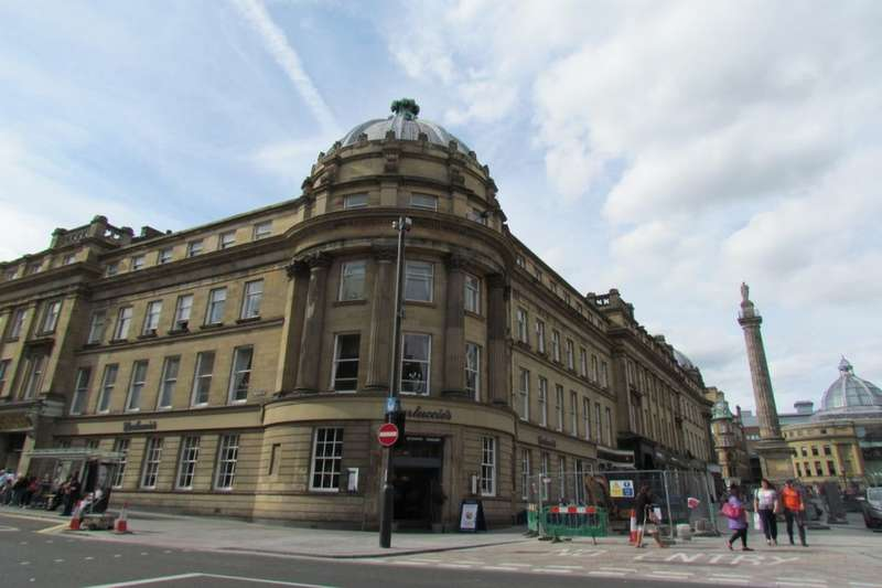 2 Bedrooms Flat for sale in Grey Street, Newcastle Upon Tyne, NE1