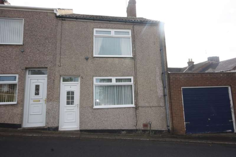 2 Bedrooms Terraced House for sale in Oldham Street, Boosbeck, Saltburn-By-The-Sea, TS12