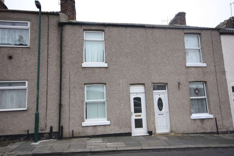 2 Bedrooms Terraced House for sale in Charlotte Street, Skelton-In-Cleveland, Saltburn-By-The-Sea, TS12