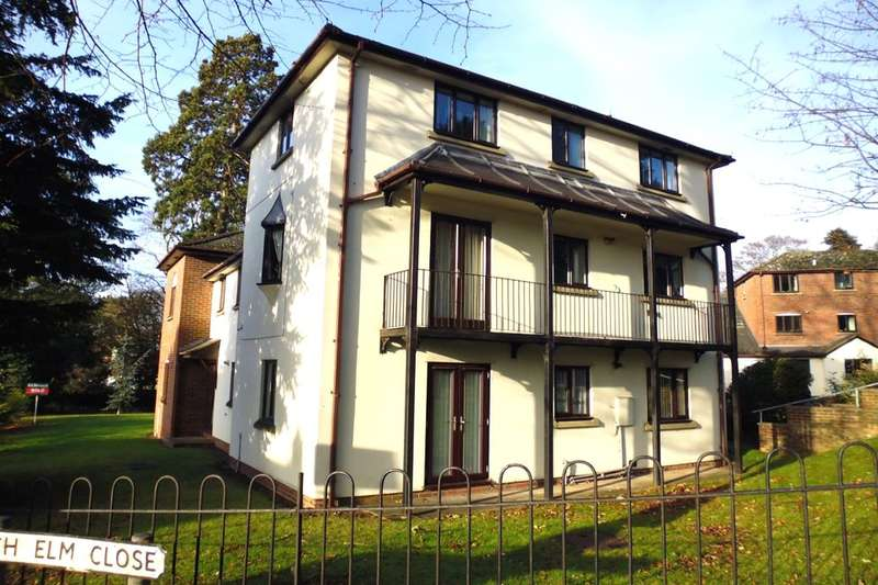 2 Bedrooms Flat for sale in Wych Elm Close, Worcester, WR5