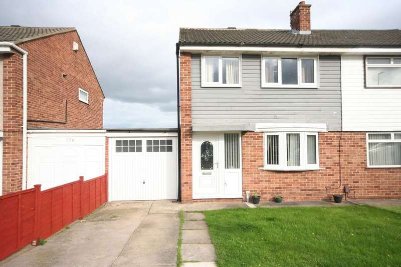 3 Bedrooms Semi Detached House for sale in Trimdon Avenue, Middlesbrough, TS5