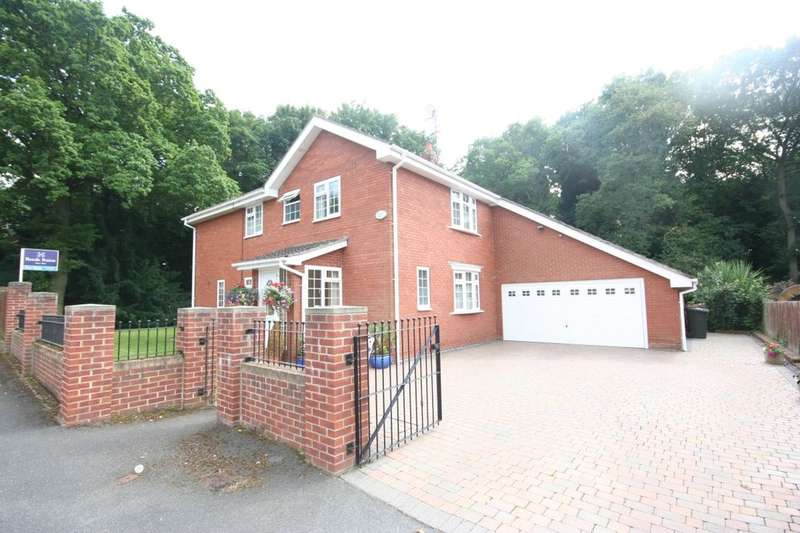 4 Bedrooms Detached House for sale in Bridge Court, Normanby, Middlesbrough, TS6