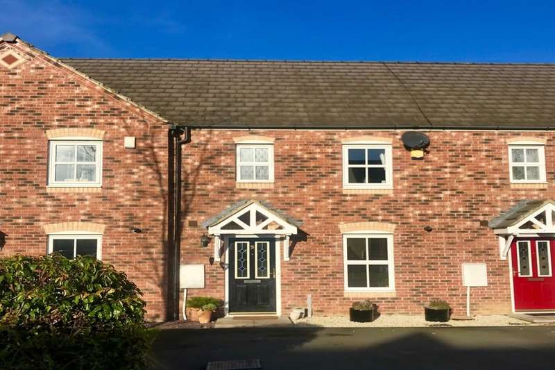 3 Bedrooms Terraced House for sale in Patey Court, Linthorpe, Middlesbrough, TS5