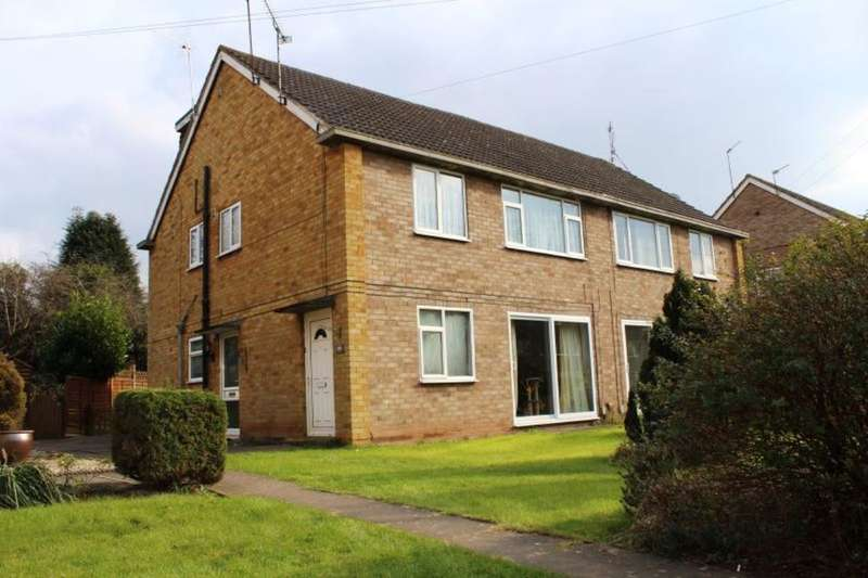 3 Bedrooms Flat for sale in Denton Close, Kenilworth, CV8