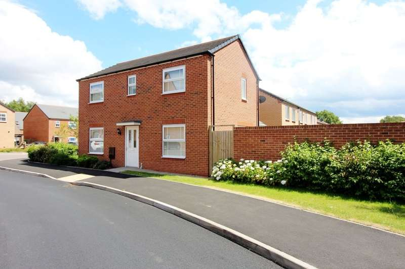 3 Bedrooms Detached House for sale in Cherry Tree Drive, Coventry, CV4
