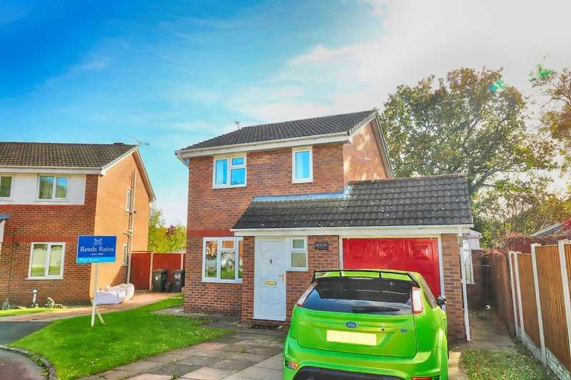 3 Bedrooms Detached House for sale in Jersey Avenue, Ellesmere Port, CH65