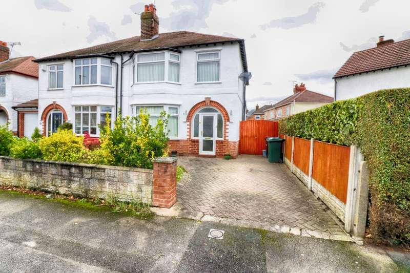 3 Bedrooms Semi Detached House for sale in Ribblesdale, Whitby, Ellesmere Port, CH65