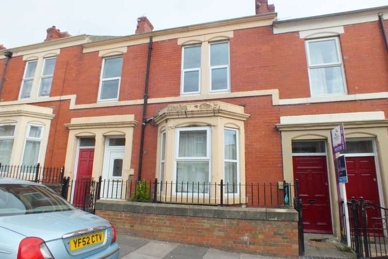 2 Bedrooms Flat for sale in Hampstead Road, Newcastle Upon Tyne, NE4