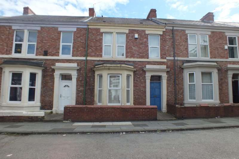 3 Bedrooms Terraced House for sale in Dilston Road, Newcastle Upon Tyne, NE4