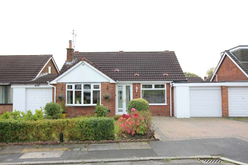 3 Bedrooms Detached Bungalow for sale in Osborne Close, Bury, BL8