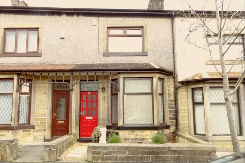 2 Bedrooms Terraced House for sale in Wordsworth Road, Colne, BB8