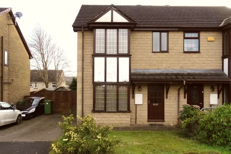 3 Bedrooms Semi Detached House for sale in The Meadows, Colne, BB8