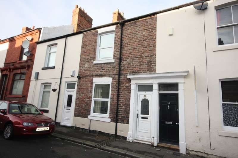 2 Bedrooms Terraced House for rent in Thomson Street, Guisborough, TS14