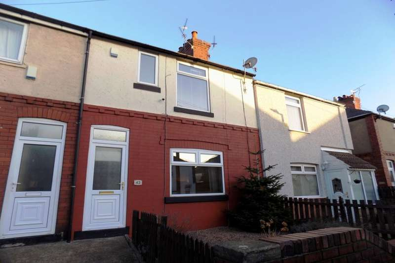 3 Bedrooms Terraced House for sale in Park Road, Askern, Doncaster, DN6