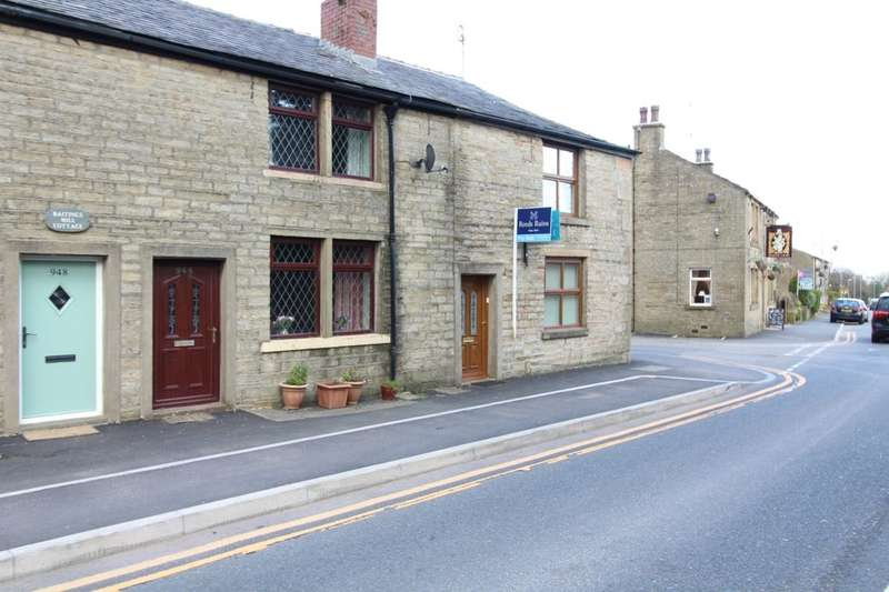 3 Bedrooms Terraced House for sale in Edenfield Road, Rochdale, OL12