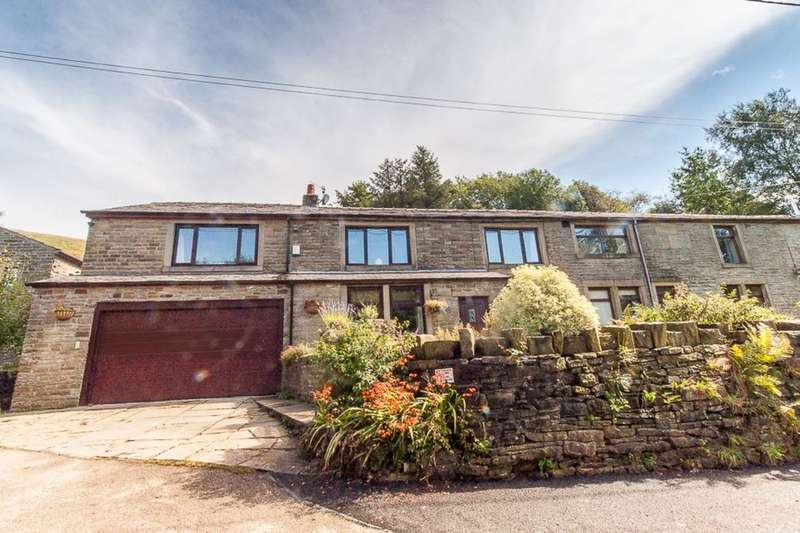 5 Bedrooms Semi Detached House for sale in Cowpe Road, Rossendale, BB4