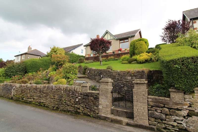 2 Bedrooms Detached Bungalow for sale in Skipton Old Road, Foulridge, Colne, BB8