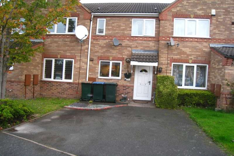 2 Bedrooms Terraced House for sale in Haydock Close, Aldermans Green , Coventry, CV6
