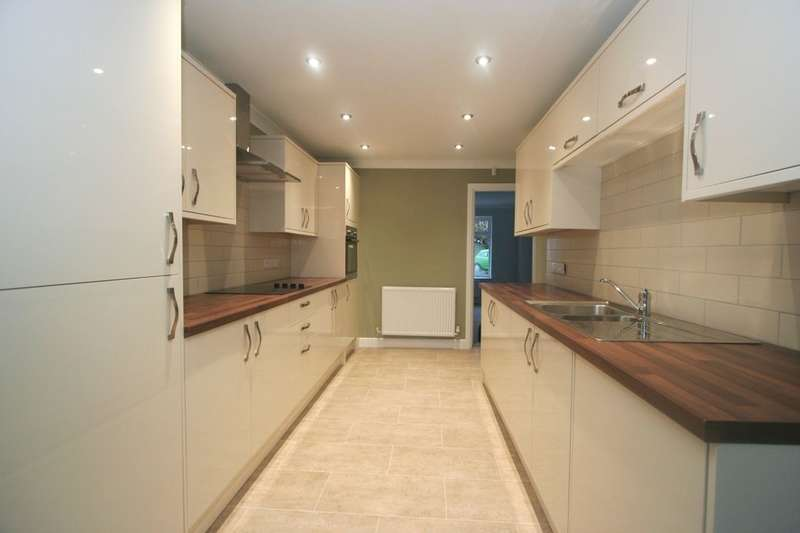 3 Bedrooms Detached Bungalow for sale in Merring Close, Stockton-On-Tees, TS18