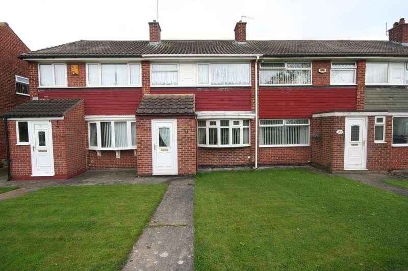 3 Bedrooms Terraced House for sale in Oaksham Drive, High Grange, Billingham, TS23