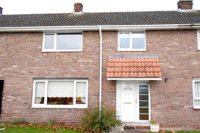 3 Bedrooms Semi Detached House for sale in Herbert Jennings Avenue, Wrexham, LL12