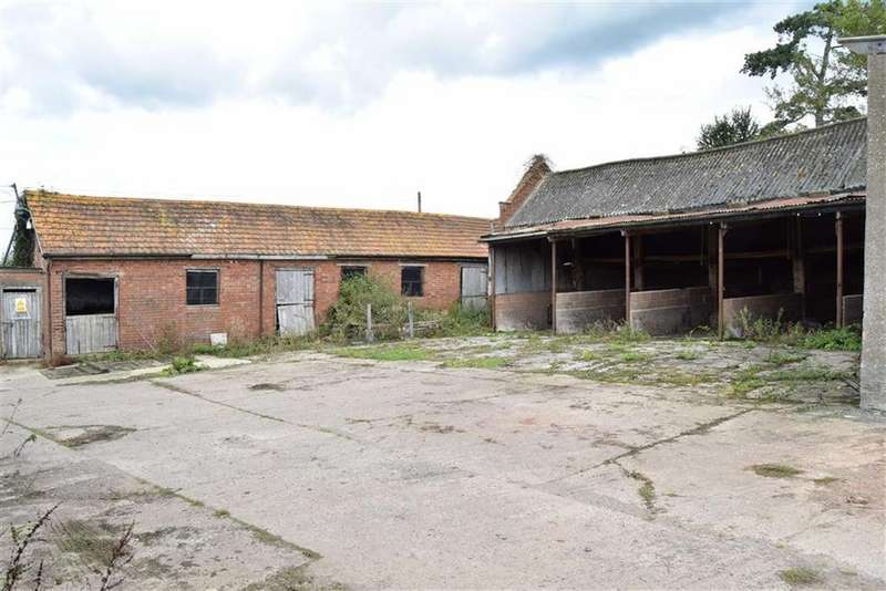 4 Bedrooms Residential Development Commercial for sale in Clyst Hydon, Cullompton, Devon, EX15