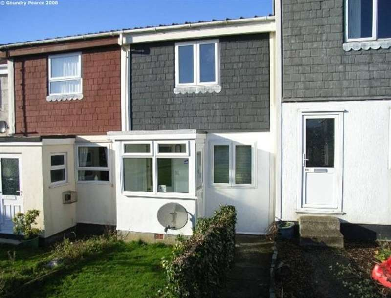 2 Bedrooms Terraced House for sale in 100 Eglos Road