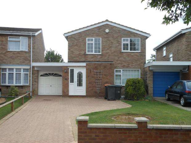 6 Bedrooms Semi Detached House for rent in Arundel Drive, Bedford