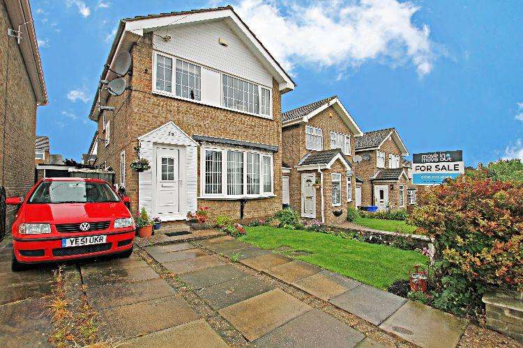3 Bedrooms Detached House for sale in Charlton Brook Crescent Sheffield South Yorkshire