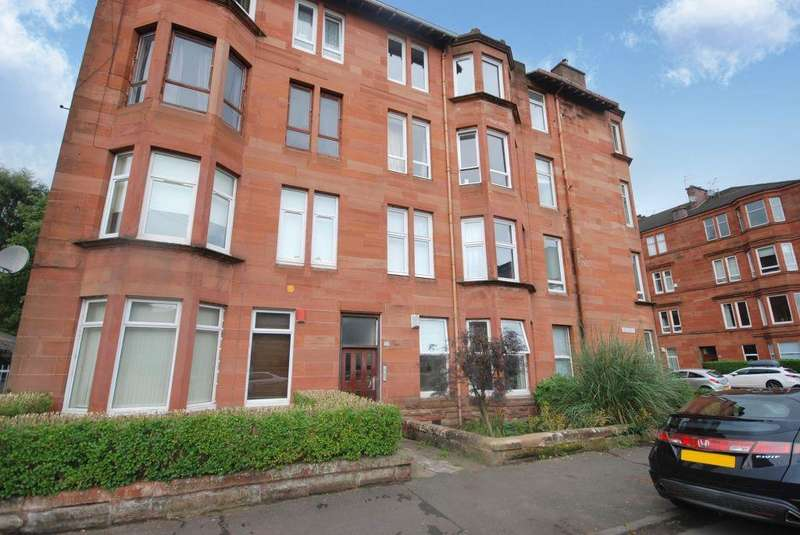 1 Bedroom Ground Flat for sale in G/R, 120 Lochleven Road, Langside, Glasgow, G42 9SJ