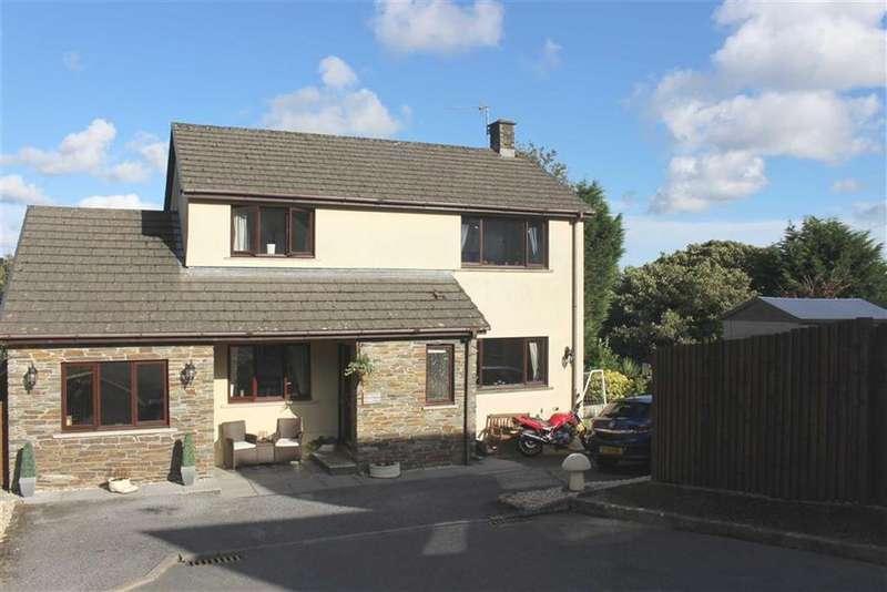3 Bedrooms Detached House for sale in Pen Y Bryn, Begelly