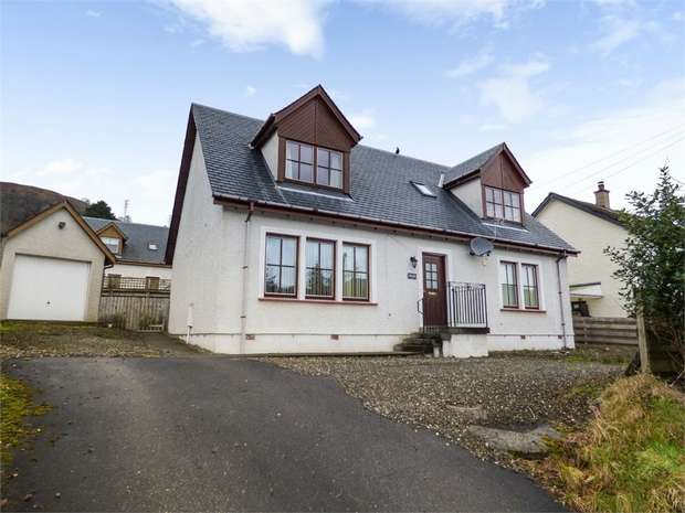 4 Bedrooms Detached House for sale in Monemore, Killin, Stirling