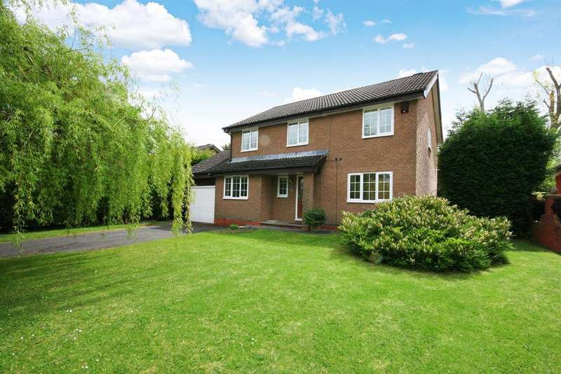 4 Bedrooms Detached House for sale in Westsyde, Darras Hall, Ponteland, Newcastle upon Tyne, NE20